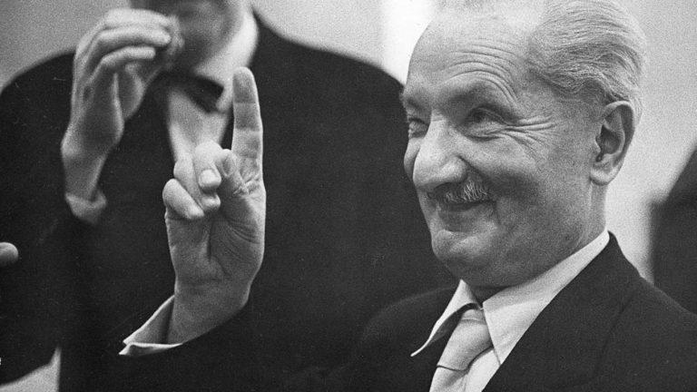 Мартин Хайдеггер (1889 – 1976)