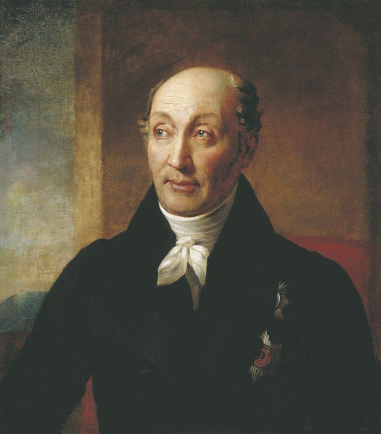 Михаил Михайлович Сперанский (1772 – 1839)