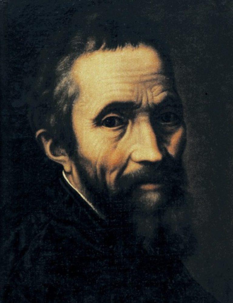 Микеланджело Буонарроти (1475 — 1564)