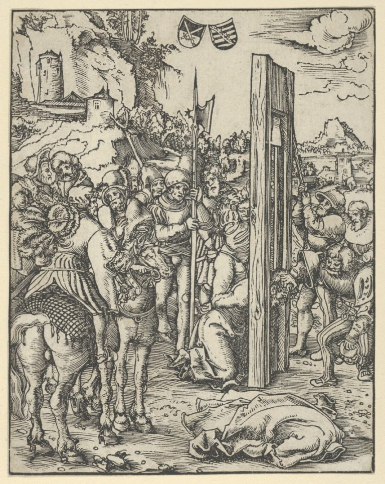 Мученичество Апостола Матфея (1510 – 1511)