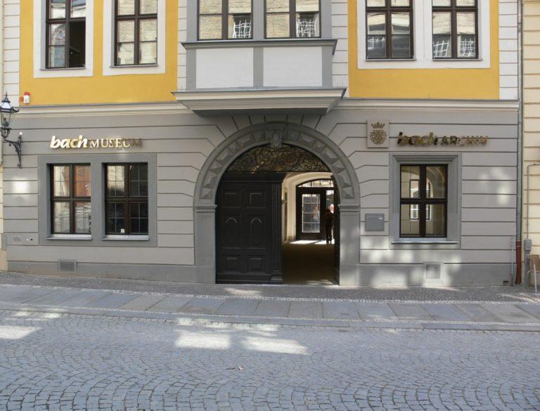 Музей и архив И.С.Баха в современном Лейпциге
