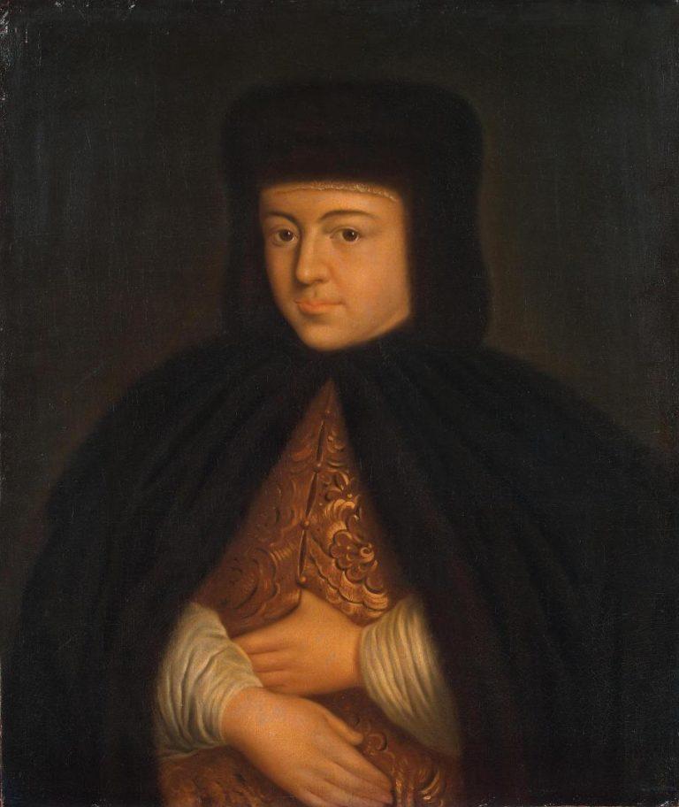 Портрет царицы Натальи Кирилловны Нарышкиной