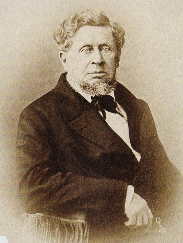 Николай Иванович Тургенев
