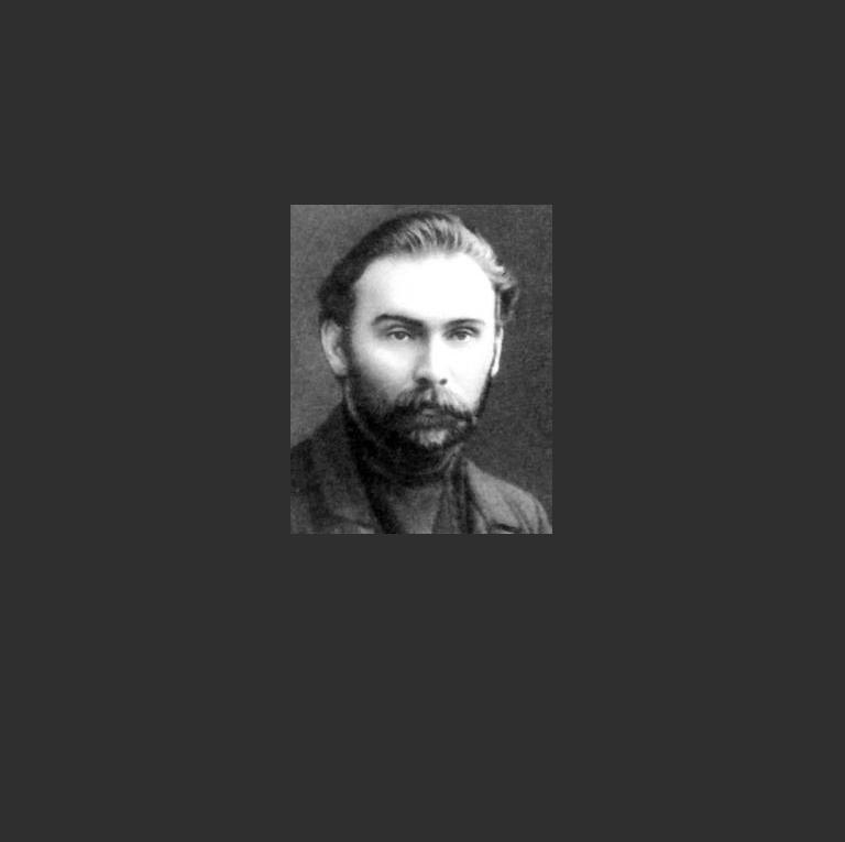 Николай Клюев ок. 1910 года