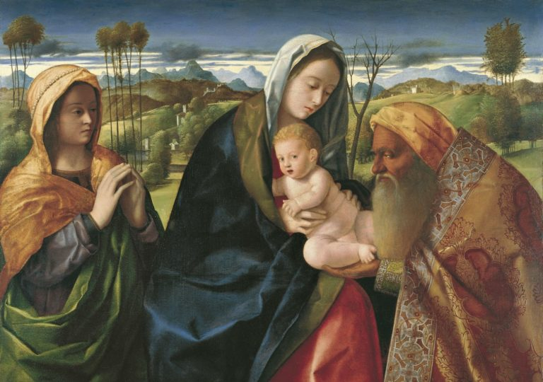 «Ныне отпущаеши»/Nunc dimittis (c. 1505-1510)
