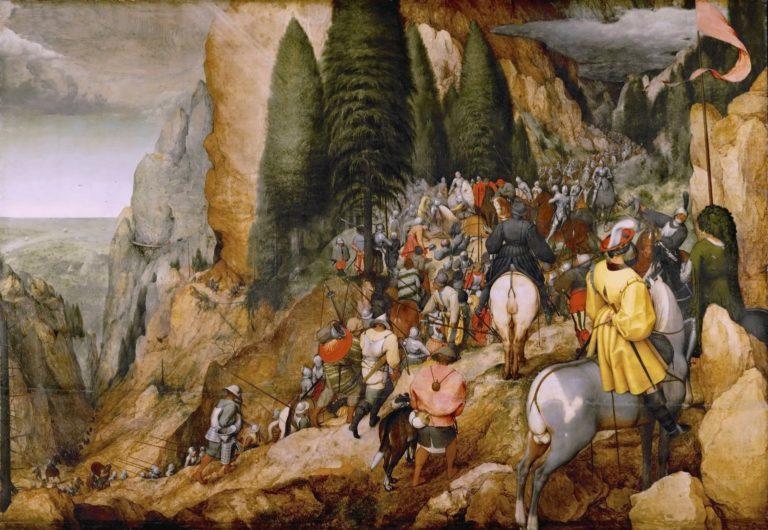 Обращение Савла. 1567