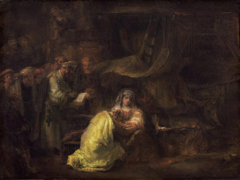«Обрезание» (1661)