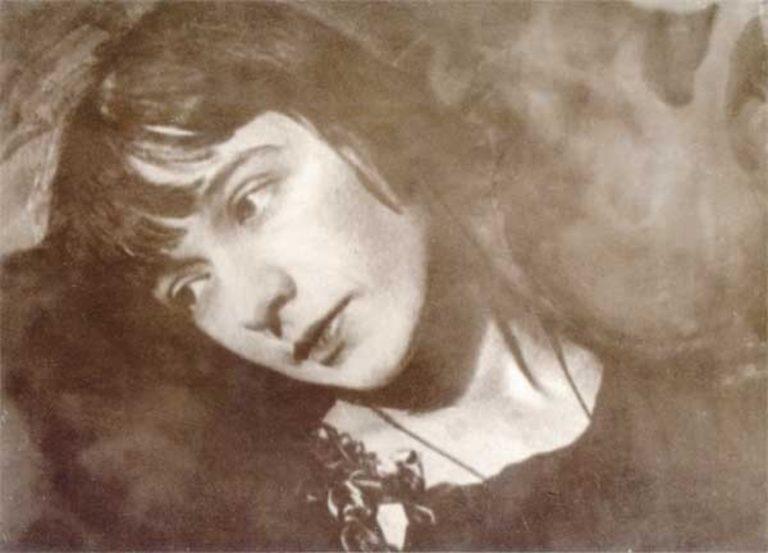 Ольга Николаевна Гильдебрандт-Арбенина (1897 — 1980)