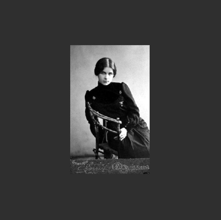 Ольга Николаевна Гильдебрандт-Арбенина (1897-1980)