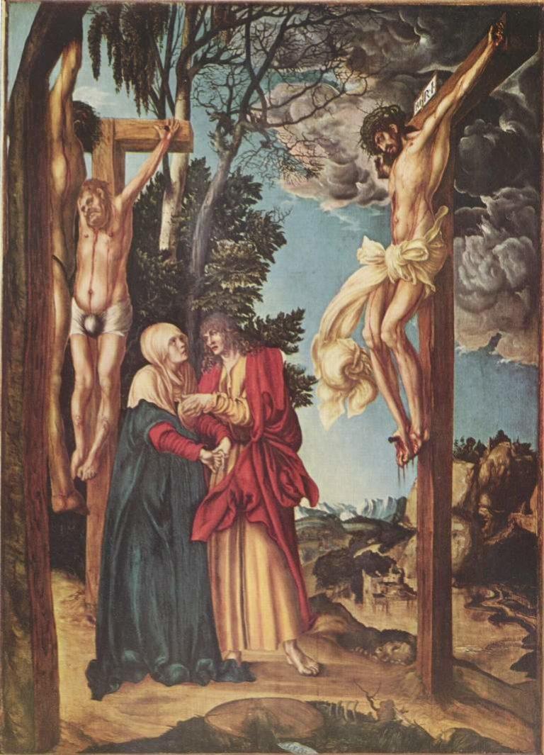 Оплакивание Христа (1503)