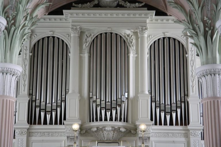 Орган церкви св. Николая, Лейпциг