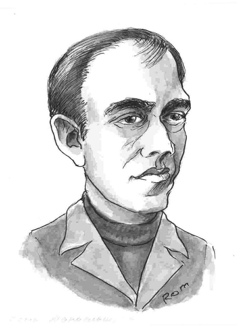 Осип Эмильевич Мандельштам (1891 — 1938)