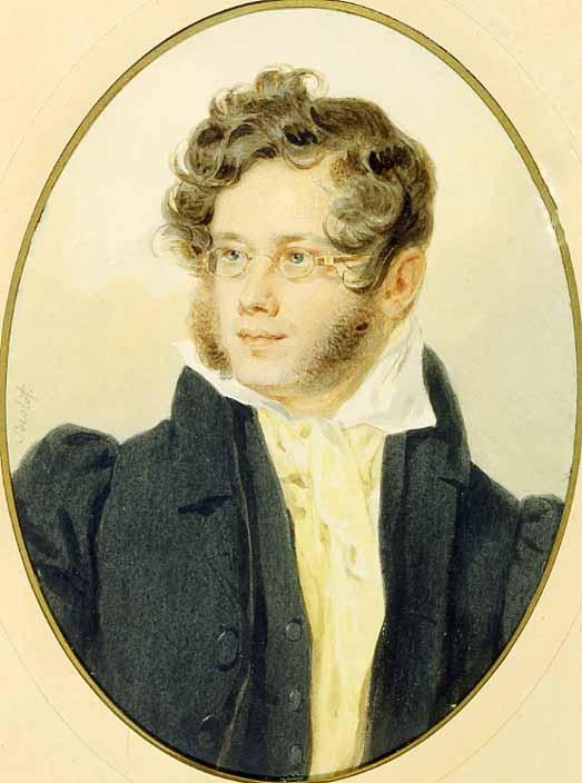 Портрет князя Петра Андреевича Вяземского (1824)