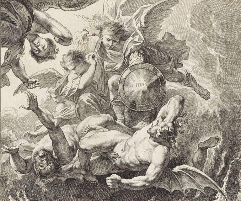 «Падение мятежных ангелов» (1750)