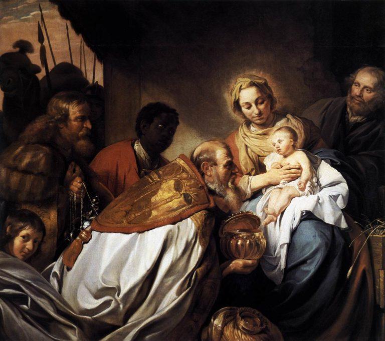 «Поклонение волхвов» (1674)