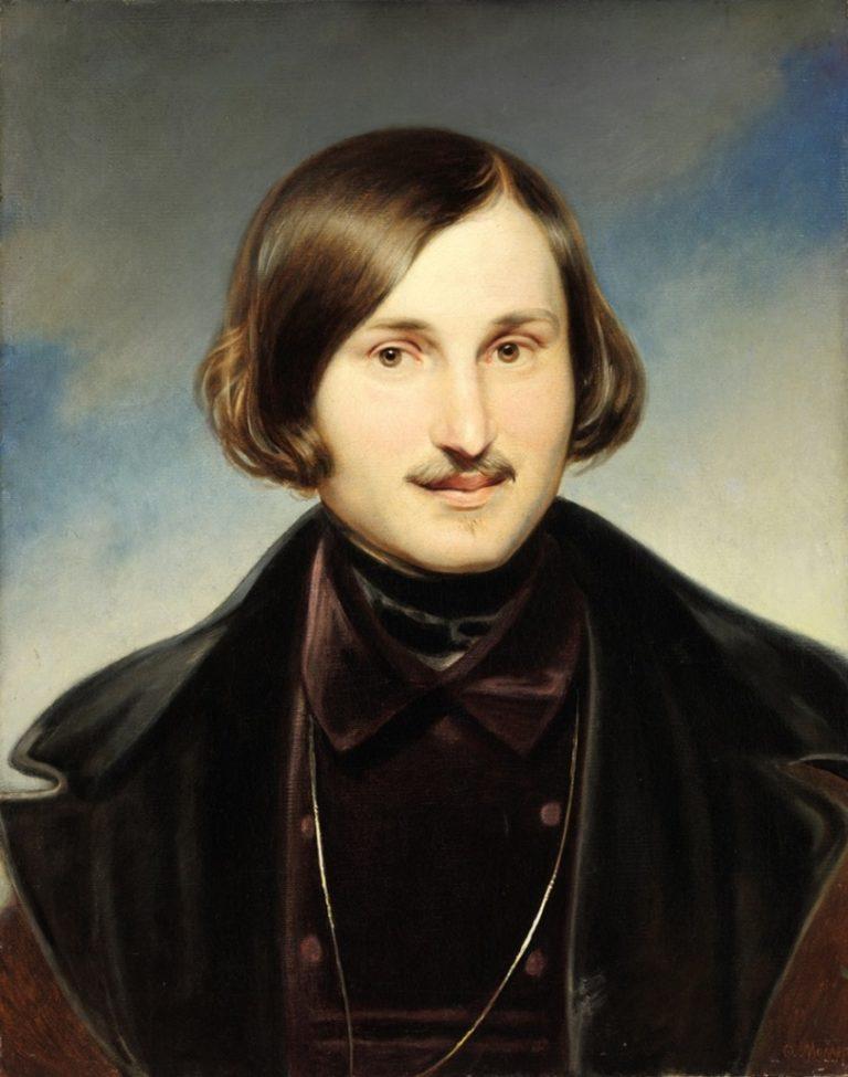 Портрет Николая Васильевича Гоголя (начало 1840-х гг.)
