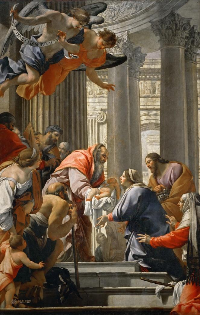 «Принесение во храм»/«Сретение Господне» (1590-1649)