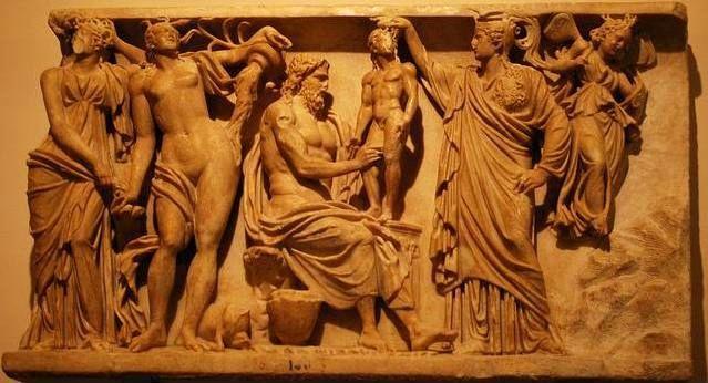Греческий миф о сотворении человека