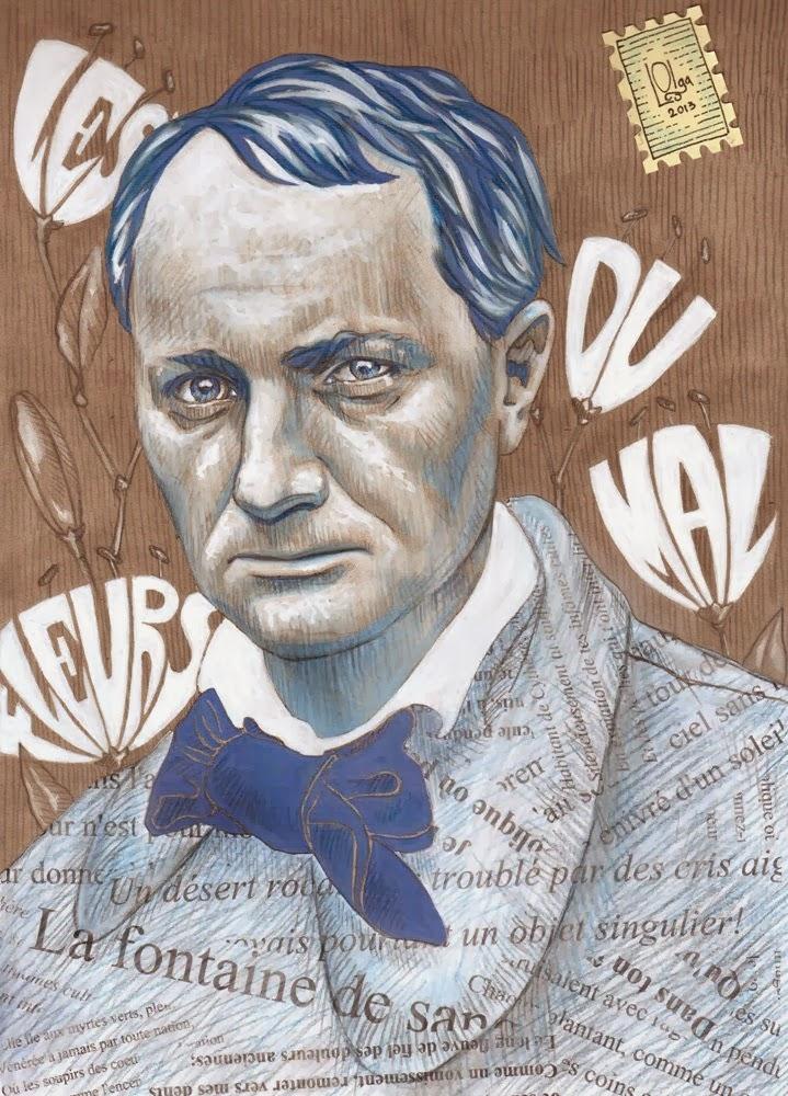 Шарль Пьер Бодлер (фр. Charles Pierre Baudelaire; 1821 — 1867)