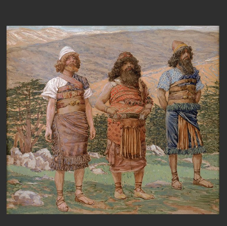 Сим, Хам и Иафет