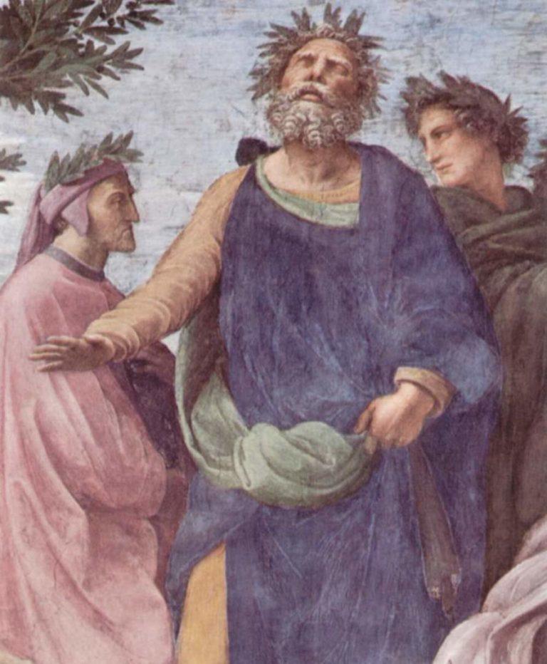 «Слепой Гомер» (1510-1511)
