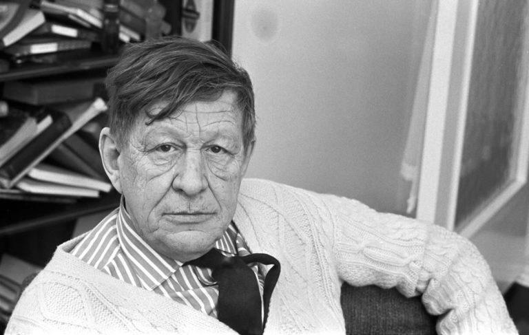 Уистен Хью Оден (англ. Wystan Hugh Auden; 1907 — 1973)
