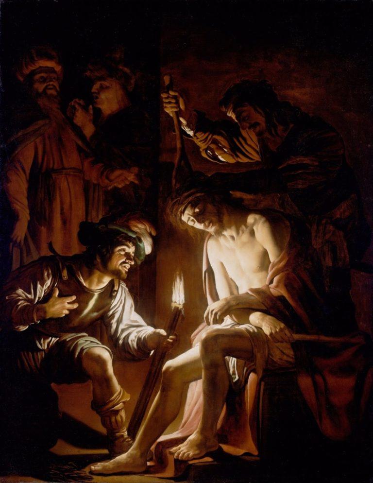 «Увенчание терновым венцом» (ок. 1620 г.)
