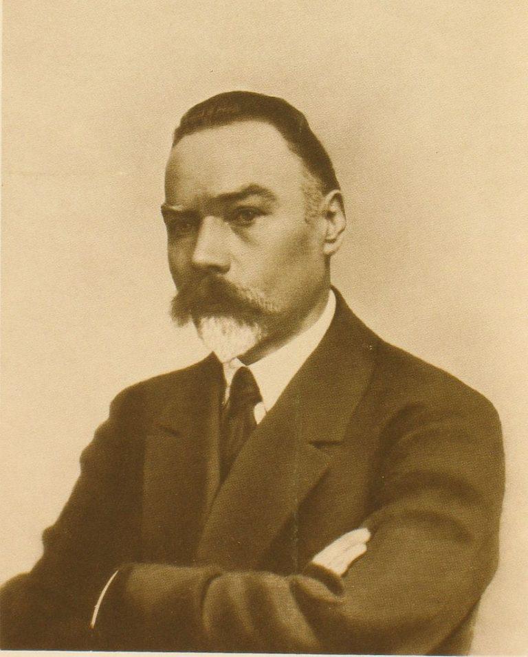Валерий Брюсов в 1910-е годы