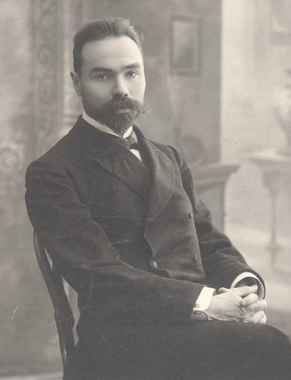 Валерий Яковлевич Брюсов (1873-1924)