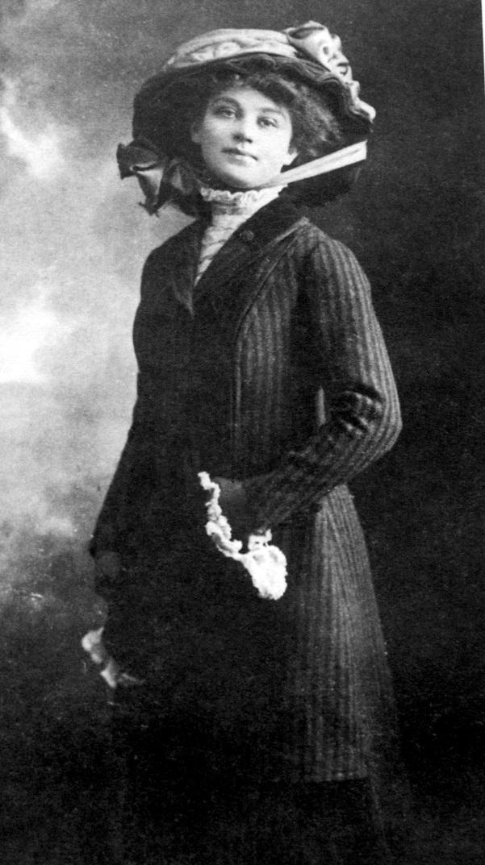Валерия Сергеевна Срезневская (урожд. Тюльпанова; 1888–1964)
