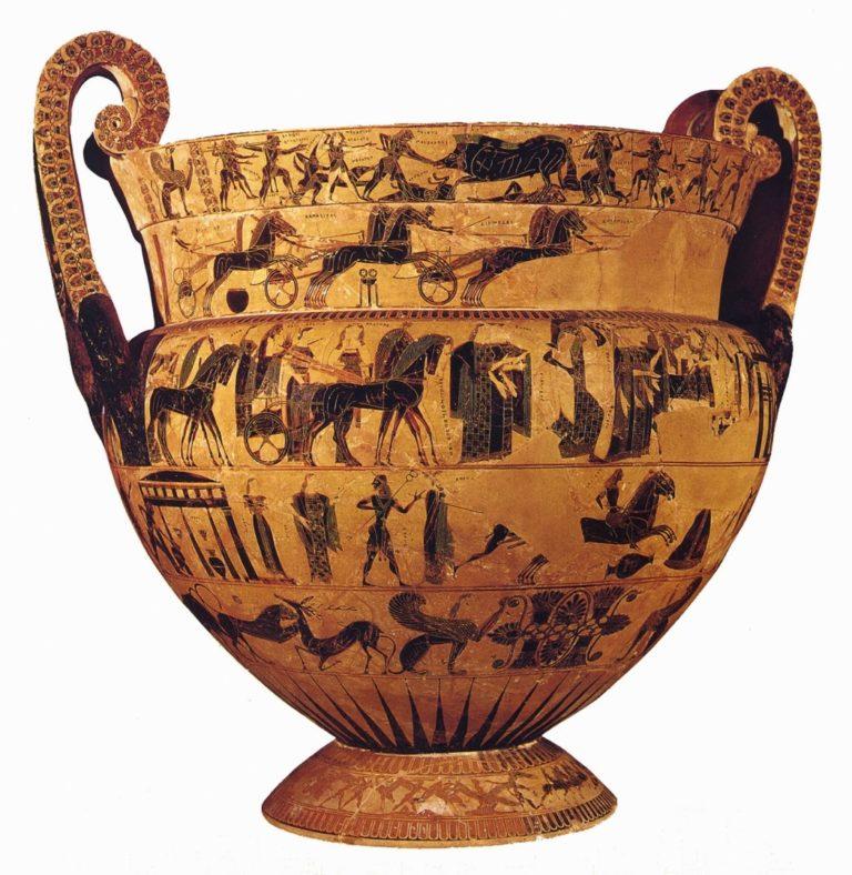 Ваза Франсуа (ок. 570 г. до н. э.)