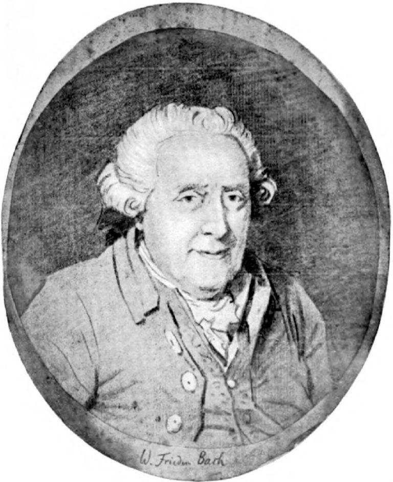 Вильгельм Фридеман Бах (нем. Wilhelm Friedemann Bach; 1710 – 1784)