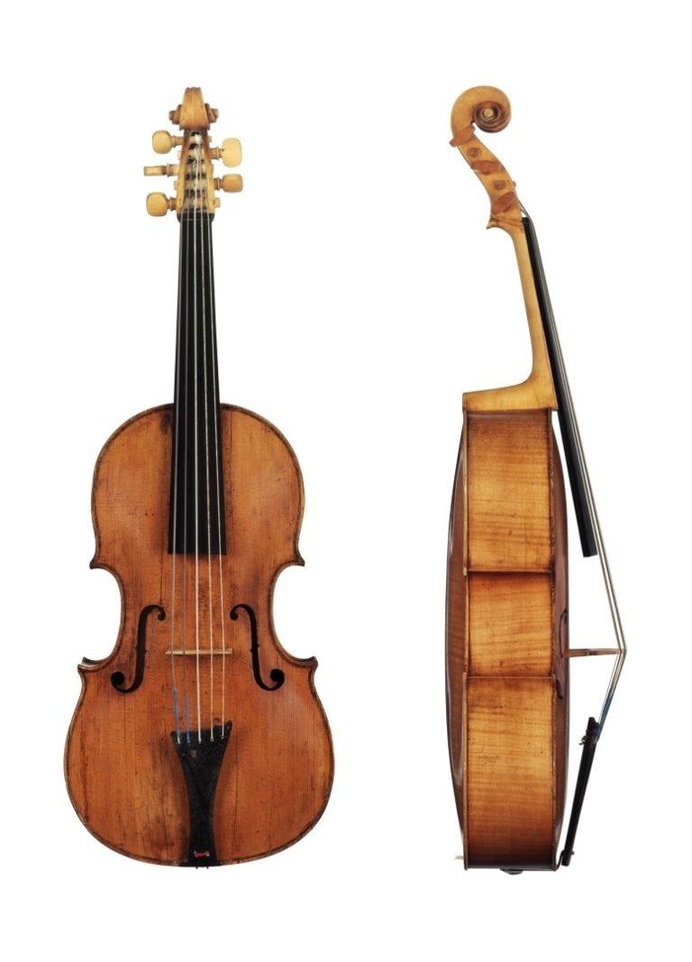 Violoncello piccolo, 1732