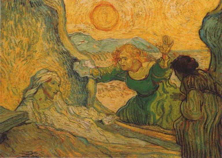 «Воскрешение Лазаря» (1890)