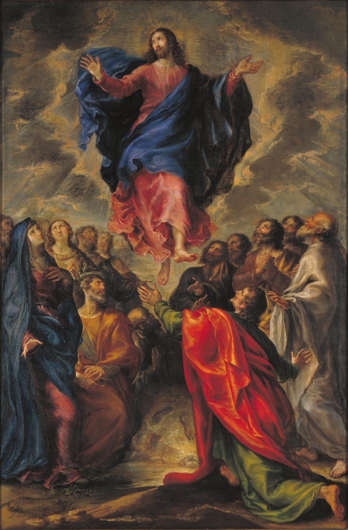 Вознесение Господне (1651)