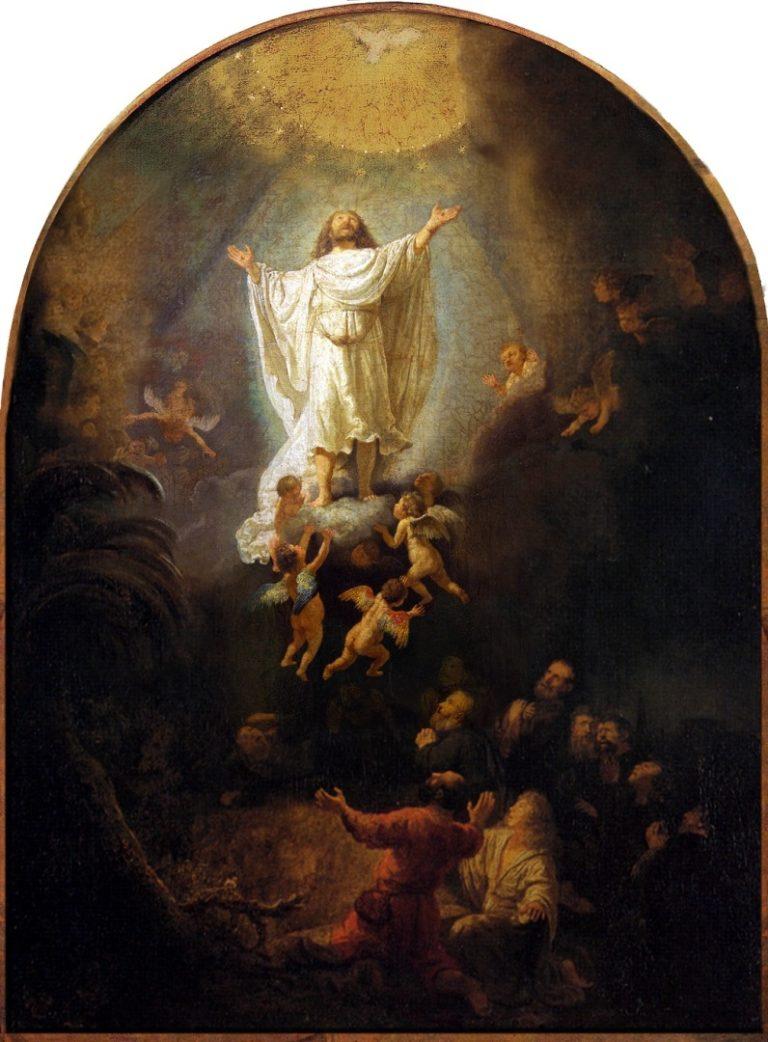 «Вознесение Христа» (1636)