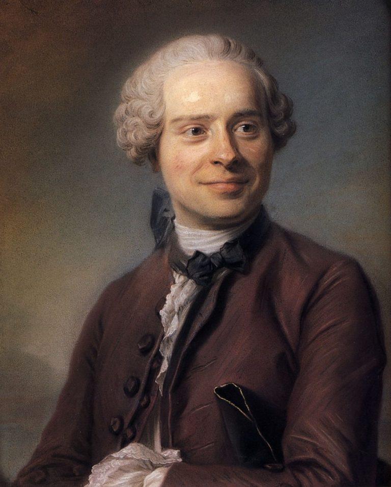 Жан Лерон Д'Аламбер (фр. Jean Le Rond D'Alembert, d'Alembert; 1717 — 1783)