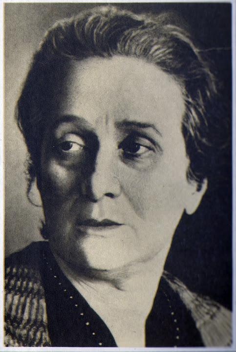 Анна Ахматова в 1960-е годы