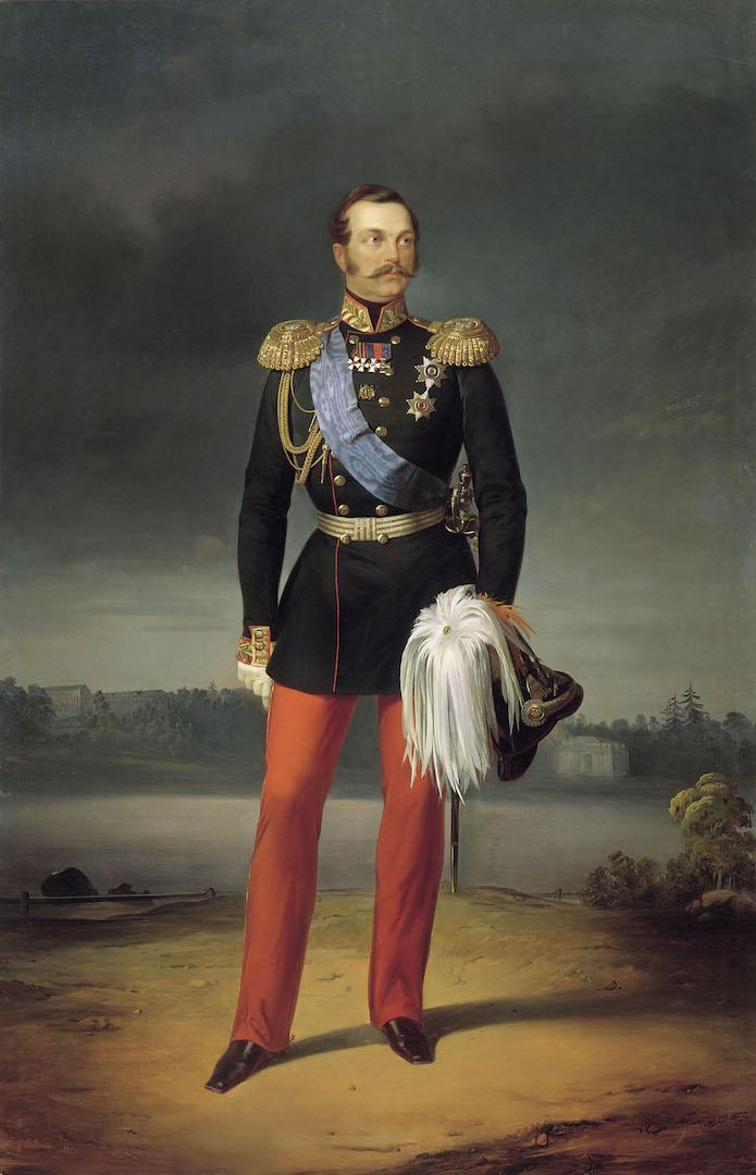 Александр II Николаевич (1818 — 1881)