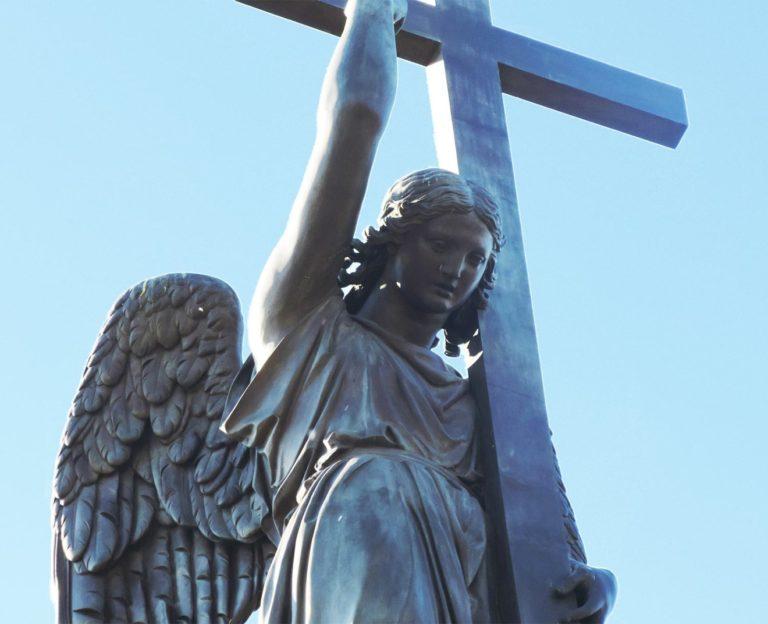 Ангел Александрийского столпа