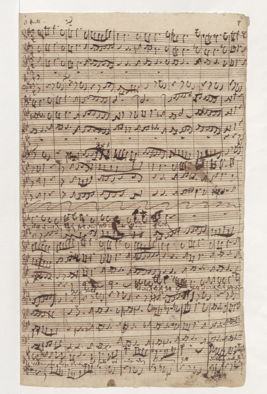 BWV 52. No 5. Ария
