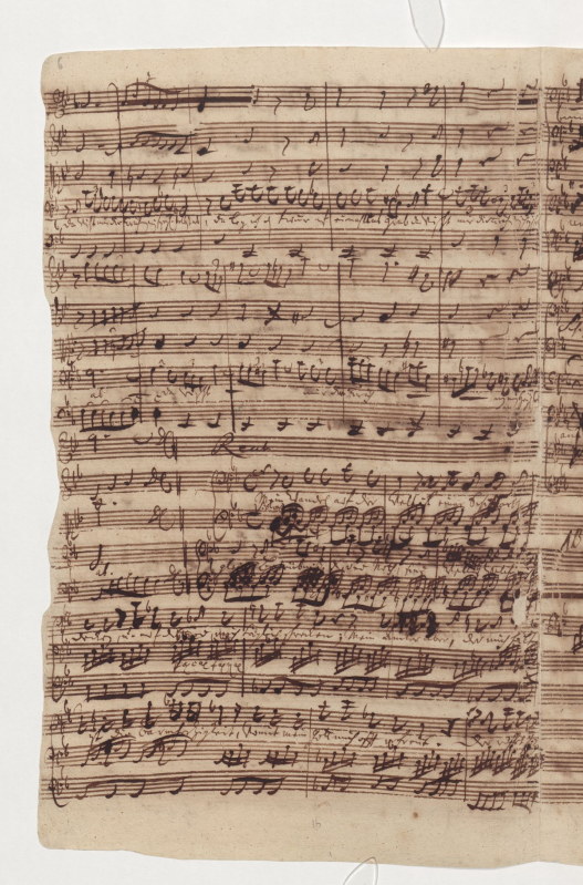 BWV 56. No 2. Recitativo