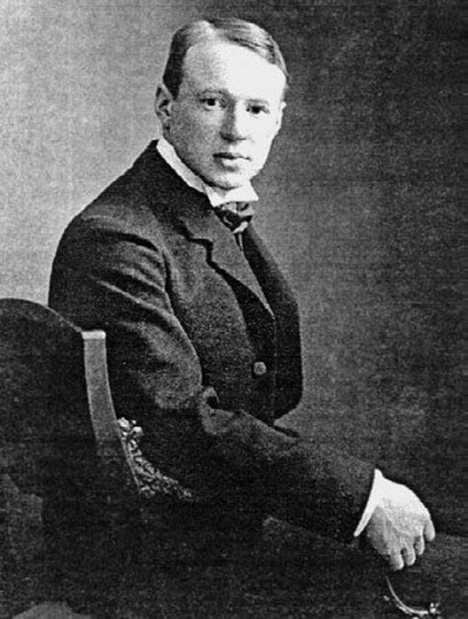 Борис Васильевич Анреп (фон Анреп, 1883 — 1969)