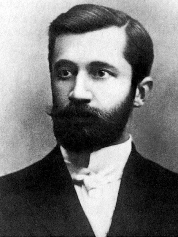 Дмитрий Сергеевич Мережковский (1865 — 1941)