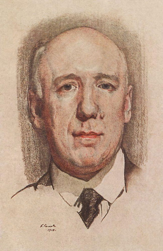 Федор Сологуб (1863 — 1927). 1910