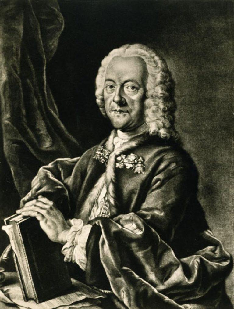Георг Филипп Телеман (нем. Georg Philipp Telemann, 1681 — 1767)