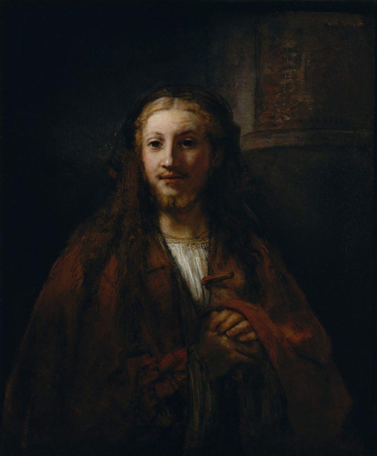 Христос с посохом. 1661