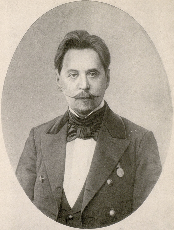 Иннокентий Анненский (1855 - 1909)