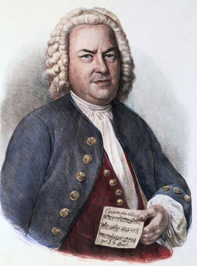 Иоганн Себастьян Бах (нем. Johann Sebastian Bach; 1685 — 1750)