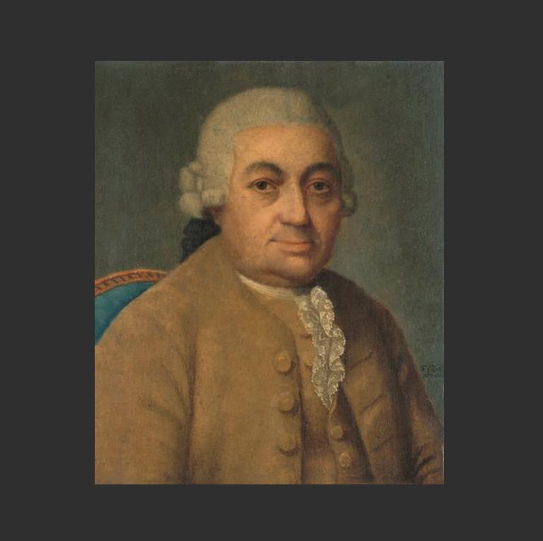 Карл Филипп Эмануэль Бах (нем. Carl Philipp Emanuel Bach, 1714 — 1788)